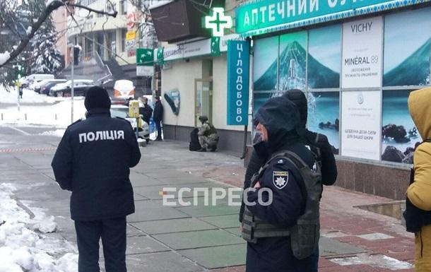 У Києві КОРД провів спецоперацію в банку