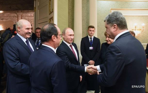 Порошенко: Путіну нема чого мені сказати