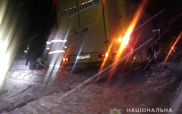 В ДТП во Львовской области погибли трое военных