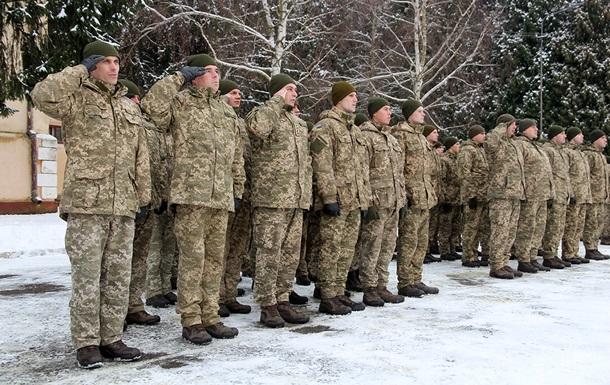 Украинские военные отправились в Косово