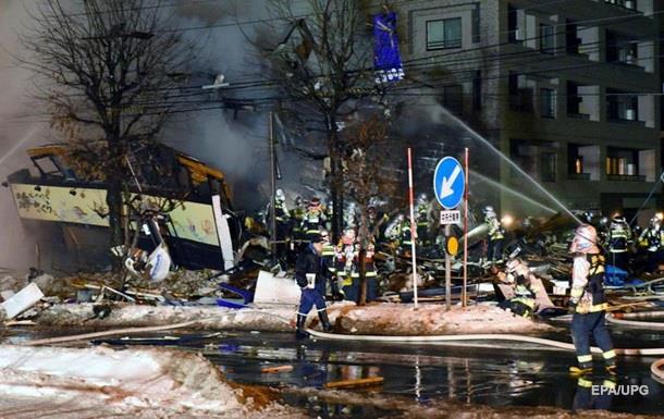 В Японии взорвался ресторан: более 40 пострадавших