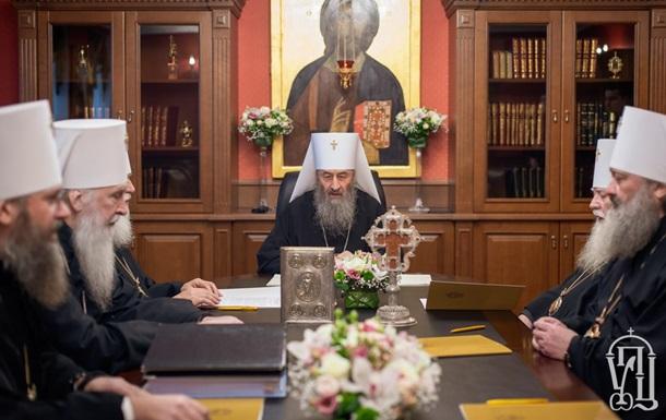 УПЦ МП проводит внеочередное заседание синода