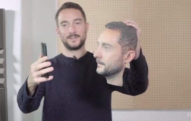 Android-смартфоны разблокировали фейковой человеческой головой