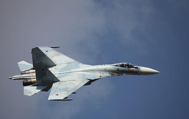 Росія перекине до Криму десяток винищувачів