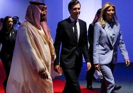 Как у Саудовской Аравии появился друг в Белом доме