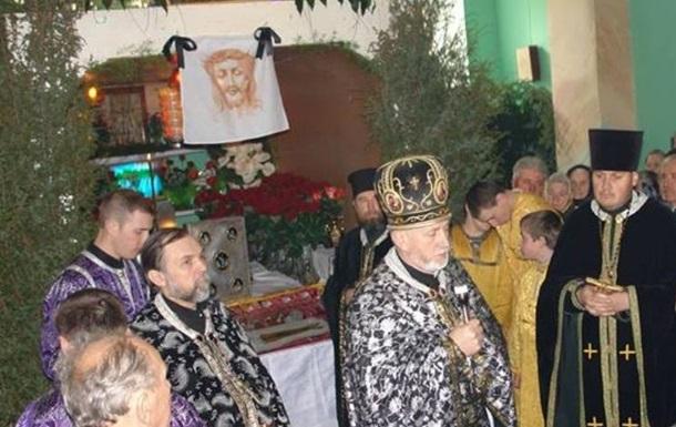 У Львівській області з церкви вкрали Євангеліє XVI століття