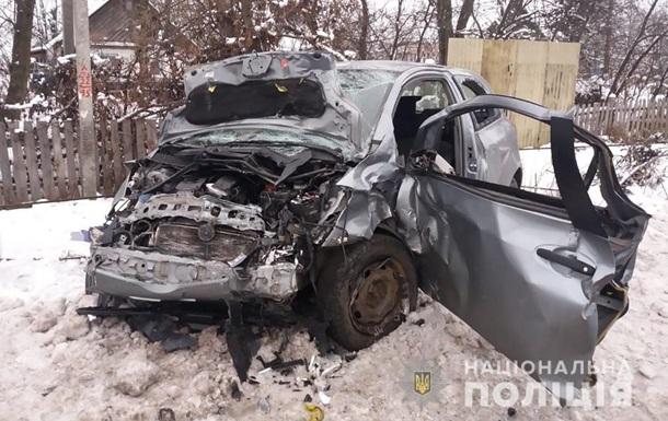 Під Житомиром зіштовхнулися два авто: є жертви