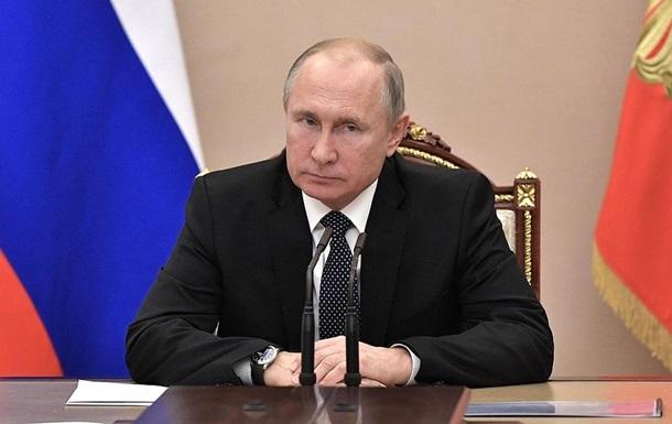 Путін назвав загрози розриву ракетного договору