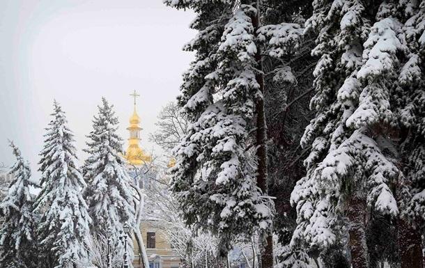 Влада Києва  скасувала  снігопад у столиці