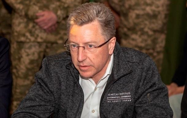 Волкер приехал в Украину
