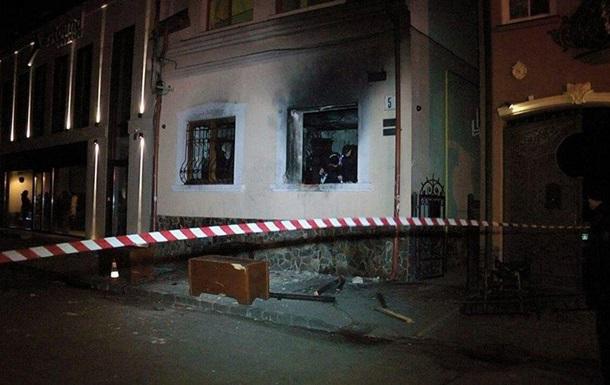Поджог Общества венгерской культуры Закарпатья: дело передали в суд