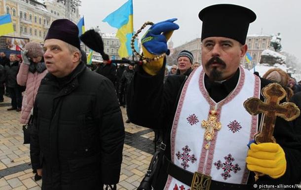 Життя після об єднавчого собору: як в Україні розбудовуватимуть нову церкву