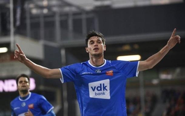 Яремчук допоміг Генту проти у півфінал Кубка Бельгії