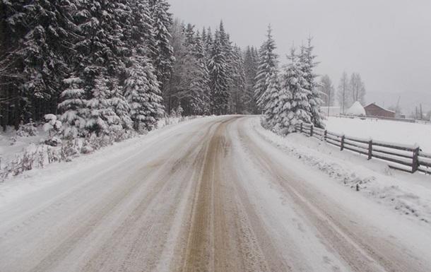 У Карпатах випало до 70 сантиметрів снігу