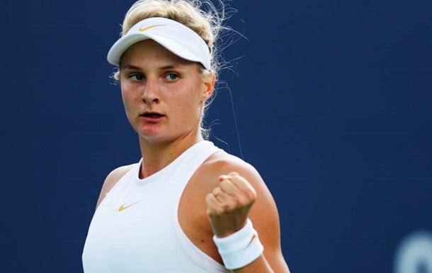 Ястремська зіграє на турнірі WTA в Таїланді