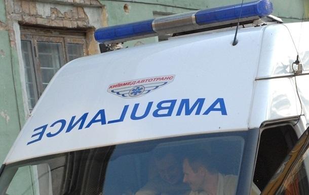 Житель Харкова намагався спалити себе на очах у дружини