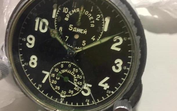 У Борисполі затримали узбека з радіоактивним годинником