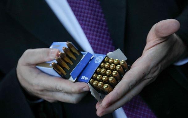 У Вінниці почали випускати патрони до пістолетів