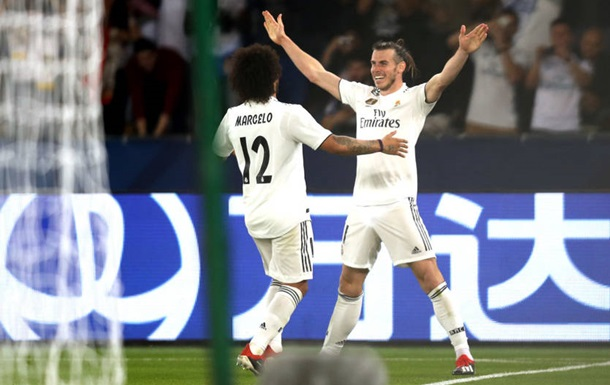 Клубный ЧМ: Реал вышел в финал благодаря хет-трику Бэйла