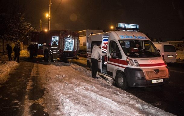 У Києві на СТО сталася пожежа, є жертва