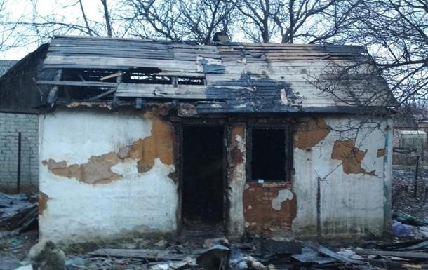 У Костянтинівці під час пожежі загинуло двоє людей
