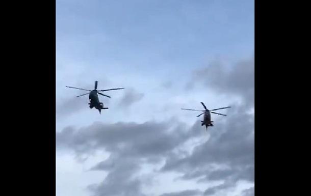 Французские вертолеты вылетели в Украину – Аваков