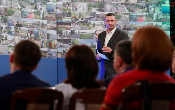 Киев впервые за четыре года получил прибыль от парковок - Кличко
