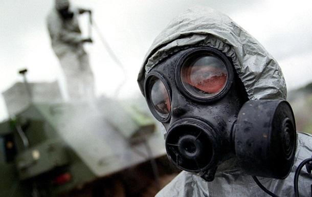 Готовится ли Украина к применению химического оружия на Донбассе?