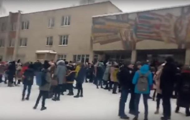 У школі Вінниці розпорошили газовий балончик