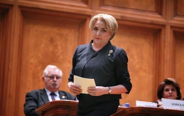 Уряд Румунії отримав вотум довіри в парламенті