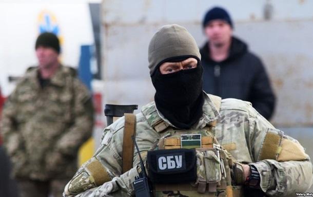 СБУ заявила про затримання агентурно-бойових груп РФ