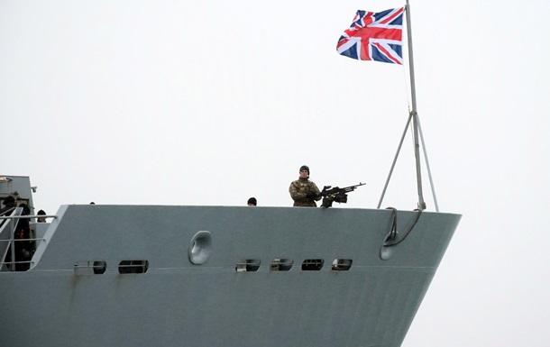 Україні і НАТО необхідно створити спільні морські сили безпеки