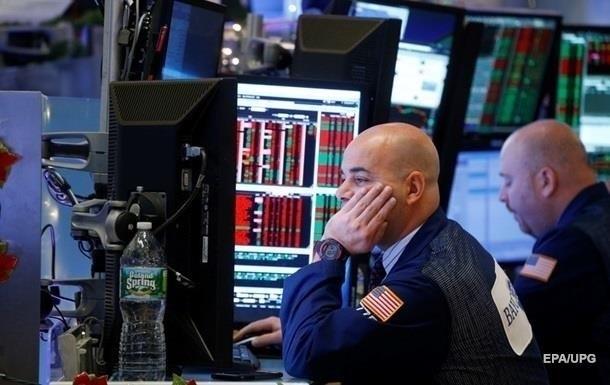 Фондові індекси США втратили більш як 1%