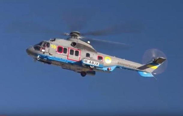 Французькі вертольоти прибули в Україну - Аваков