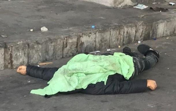 В Ужгороде на улице насмерть замерз мужчина