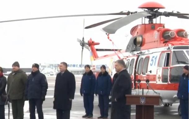 Украина получит боевые французские вертолеты