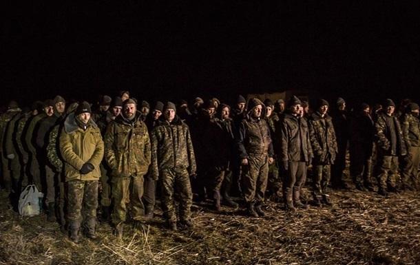 Україна запропонувала два варіанти обміну полоненими