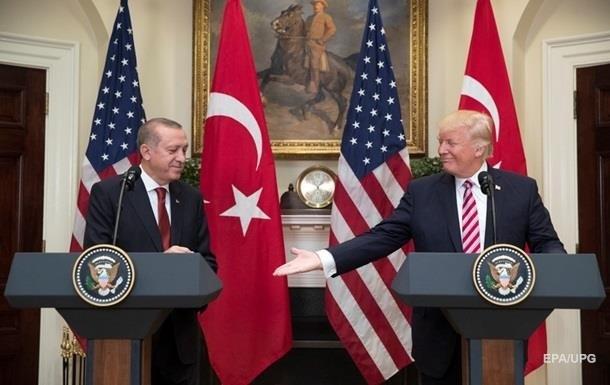 Эрдоган заявил, что Трамп принял решение по Сирии после беседы с ним