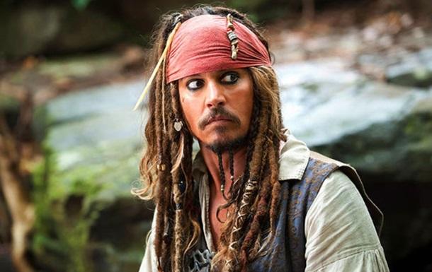 Джонні Депп йде з Піратів Карибського моря