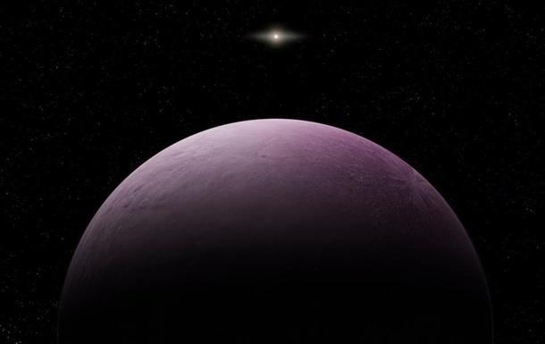 Розовый карлик. За Плутоном открыли новую планету