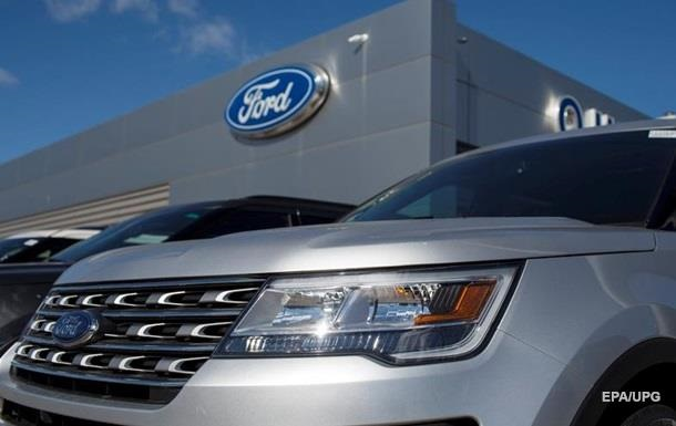Ford отзывает миллион авто