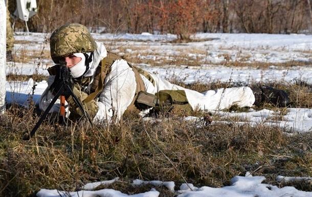 На Донбасі за добу зафіксовано сім обстрілів