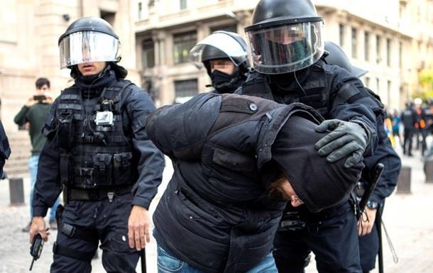 Протести в Барселоні: кількість постраждалих зросла до 62