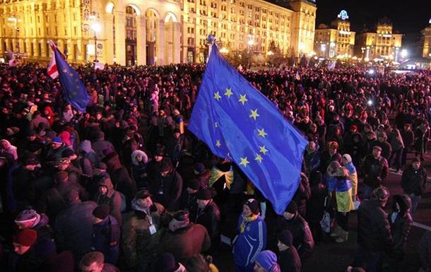 ЕС и НАТО или Россия - украинцы сделали выбор. Видеосоцопросы в городах Украины