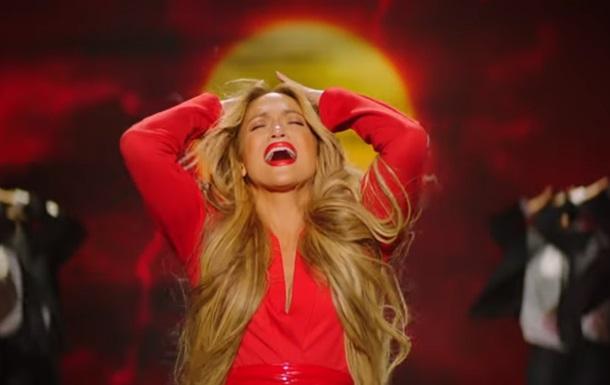 Новый клип Дженнифер Лопес стал интернет-хитом
