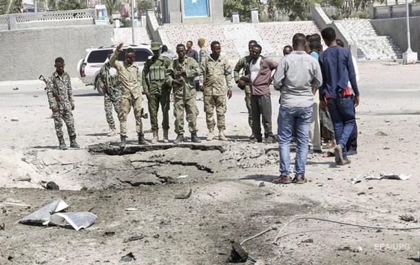 Кількість жертв вибухів у столиці Сомалі досягла 17 осіб