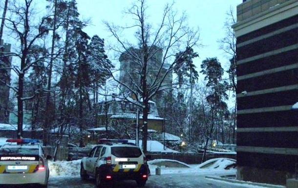 В Киеве разбился установщик окон