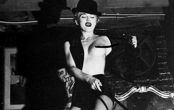 Интимное ретро фото Мадонны стало хитом Сети