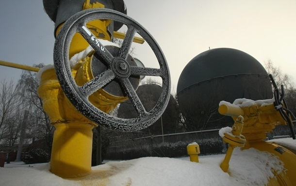 Украина за неделю отобрала из хранилищ 600 млн куб. м газа