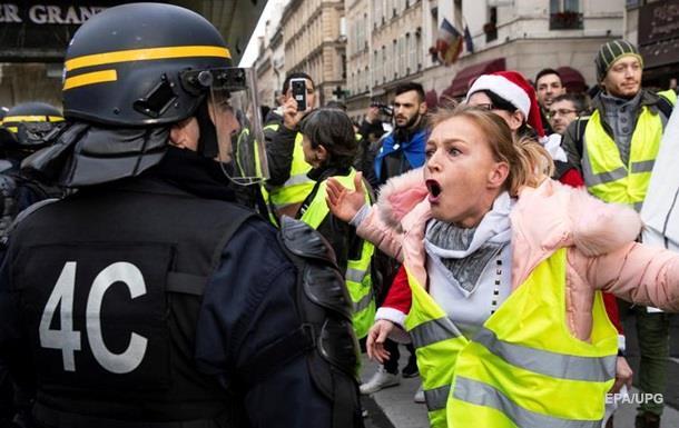 Європа одягла жовтий жилет. Протести лихоманять ЄС